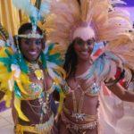 Commancheros & Associates Mas Band Unveils Carnival Costumes for Spicemas 2017