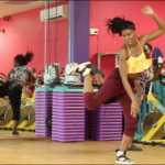 "Stiffy ""Tip and Ben Ova"" Soca Dance Workout by Chrislyn Lashington"