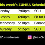Sign up for Zumba classes Wednesdays at Bananas
