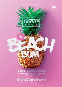 BeachBum - Carnival Sunday - Spicemas