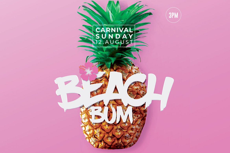 BEACHBUM-Carnival Sunday