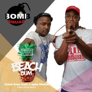 BEACHBUM DJ-Bombsquad