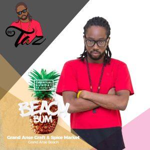 BEACHBUM DJ TAZ