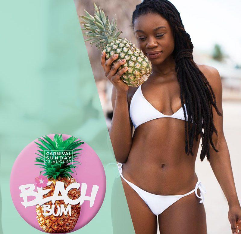 BeachBum on Carnival Sunday in Grenada