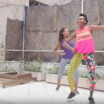 "Major Lazer ft Kes ""Go Dung"" – Zumba/ Dance Fitness Choreography by Chrislyn Lashington"
