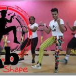 "Mandella Linkz ""Tombstone"" – Zumba/Dance Fitness Choreography by Chrislyn Lashington [Jab in Shape]"