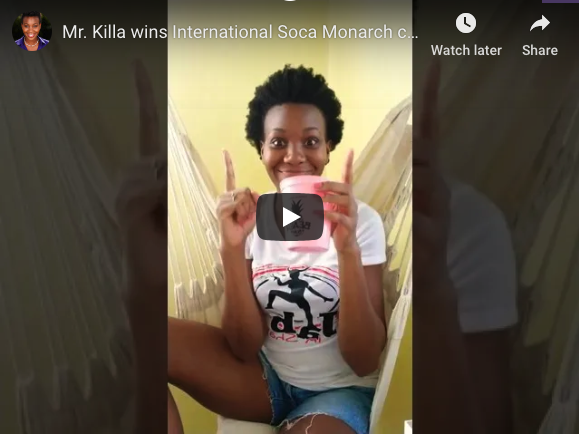 Mr. Killa wins International Soca Monarch competition 2019 - Full Review of All Performances