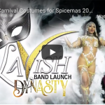 Lavish launches Carnival Costumes for Spicemas 2019 in Grenada